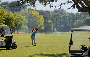 Bagan Golf Club